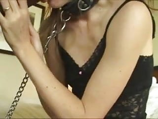 Submissive white girl's first BBC Breeding