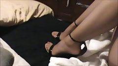 club heels