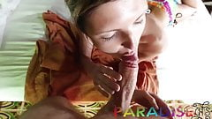 Paradise Gfs - Take hot Russian model to Paradise - Day 3