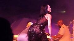 Rihanna performing at Amalie Arena, FLA 2016