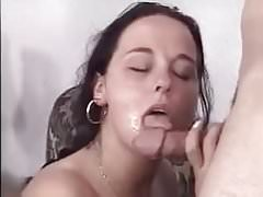 Facial and cleaning cock