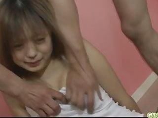 Cute and horny Asian teen porn