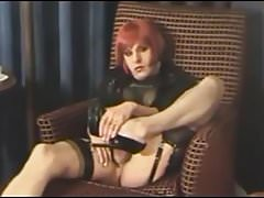 CD smoking mistress Bibi got her cock sucked