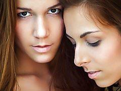 Alexis Crystal and Antonia Sainz