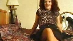 Mature still has a lot of fire under that skirt ...!!