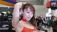 Car Show Model Armpits 35-1
