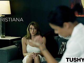 Escort dictionary - Tushy escort christiana cinn gets anal from top client