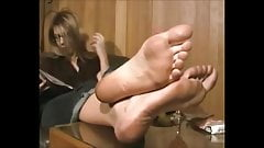 Sexy Feet Fetish Soles