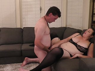 Candy Bangs Couch Sex