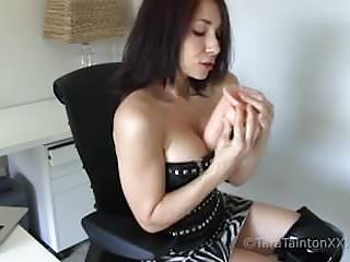 Our Last Webcam Session Together Comes - Tara Tainton