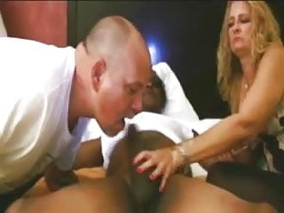 cuck boy and wife serve their master