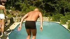 Poolside Poke