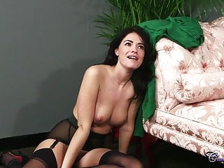 Facial And Behind The Scenes 1