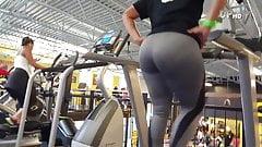 eye spy gym booty compilation