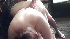 chubby slut Maya naked doggy