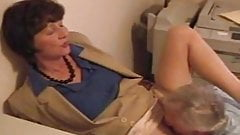 Office Pussy Eating