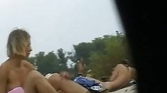 Beach Buddies Voyeur Video