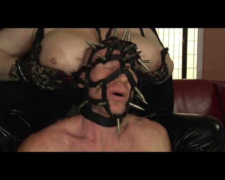 Leather fetish women
