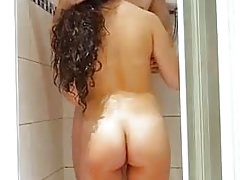GF wanted me to fuck her hard in the shower