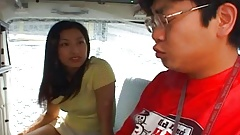 Ran Asakawa tries dick in the pussy - More at hotajp.com