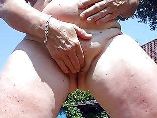 Leeker buiten sex