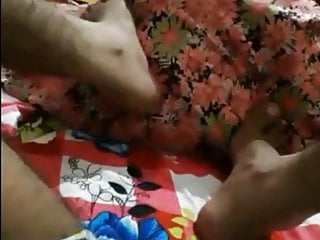 indian guy playing with his mom's ass and jerking off