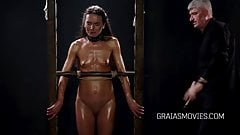 Nataly Gold caned and clamped's Thumb