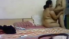 22 BBW mallu aunty wit friend next door