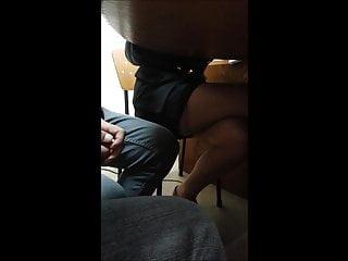 My sexy teacher, stocking tops