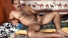 Middle eastern mustache dad (a room waiting for you)