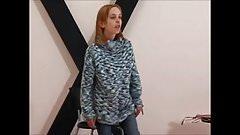STP1 Skinny Teen Gets Harsh Punishment !