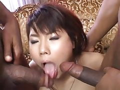 Asian babe's Thumb