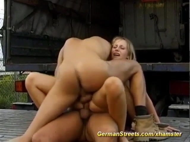 German pickup porn