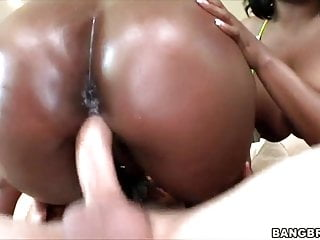Big ass ebony Jada Fire and Aryana Starr
