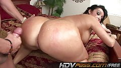 HDVPass Vannah Sterling's big booty gets creamed
