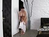 Gangbang, anal, DP, lesbian sex with Aletta Ocean