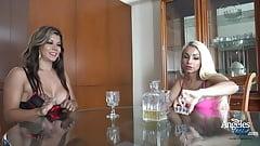Hung Trans Naomi with Ultra Hung Angeles Cid