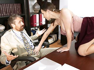 Busty Ashley Adams Gets Fucked by the professor