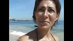 AMAZING sex with Brazilian MILF