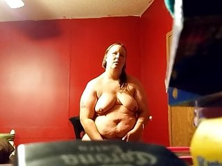 spycam film bbw rub clit and has intense orgasm must see