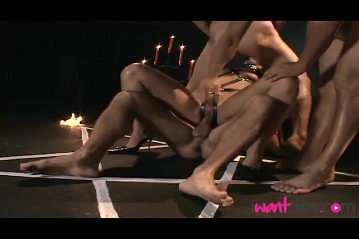 Sadistic ganbang gratuit ganbang porno vidéo 02 - xhamster-7945