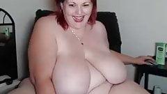 Ssbbw webcam masturbation