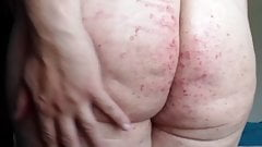 Big bottom massage
