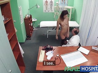 FakeHospital Dose of double cum cures sexy patients tummy