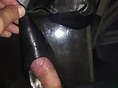 Humping Andrea Leather Pumps