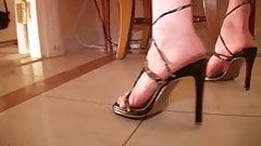 Hotelroom Sex Games: Lace Glov