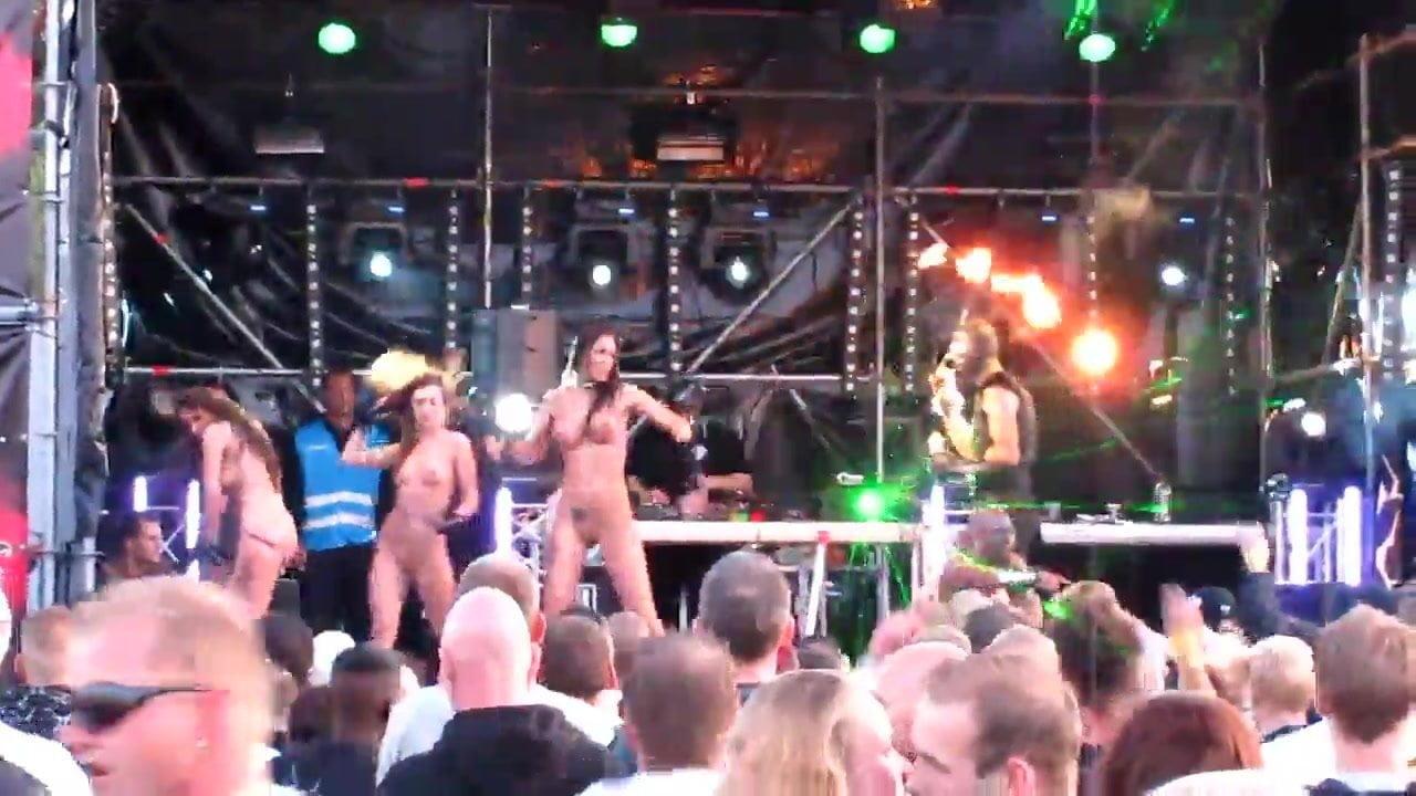 Hot women professors naked