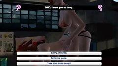 Sex Sim: The Twins