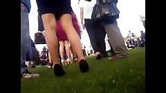 Turkish Graduation Pantyhose Legs 2