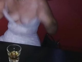 Download video bokep Flashing me in our booth during a song at karaoke Mp4 terbaru